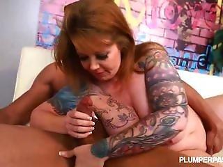 Slut Bbw Wife Fucks Stranger She Meets In Park