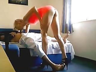 Butt, Lingerie, Miniskirt, Shower, Skirt, Upskirt, Voyeur