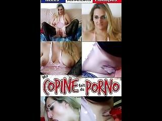 Ma copine fait du porno
