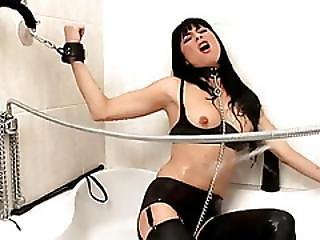 Hungry Fetish Anal Actions With Latex And Bdsm