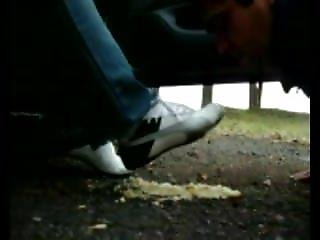 Puma Foot Worship