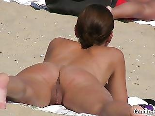 Are Big clits at nude beach