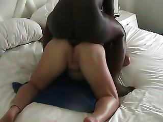 Black Cock In My Ass
