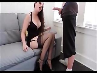 Damn Hot Slut Gf Sucking Cock Soft And Slow