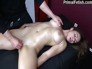 Erotic Massage 74 Hot Fitness Model Needs To Cum