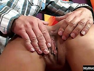 Scarlet Jons Is A Sexy Older Woman With Big Tits.  Shes Always