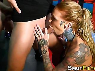 Fetish Euro Slut Fucked