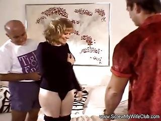 Screwing Experience Of A Blonde Woman