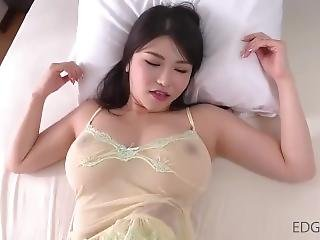 Play With This Big Boobs Japanese Girl In Bed Like A Doll Pov