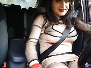 My Pussy In My Car