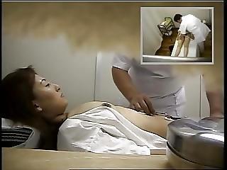 Skjult Kamera, Japansk, Massage, Onani