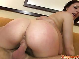 Real Teen Humiliated And Banged
