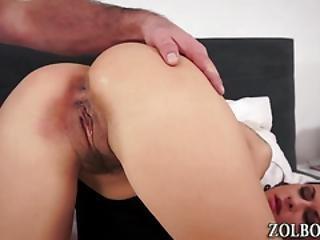 Pissing Skank Cum Dumped