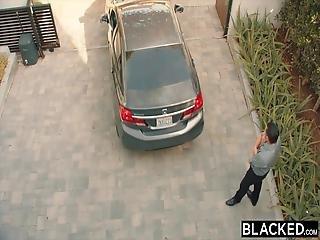 Blacked Model Loves Having Bbc In Her Ass