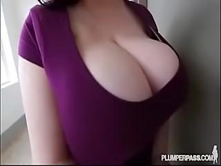 Huge Tit Porn Teen Babe Peyton Thomas-240p