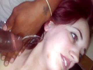Sloppy Blowjob From Pretty Young Teen