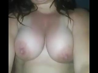 Deepthroat Fucking Then She Squirts On My Dick