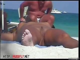 This Nudist Beach Is The Best In The World Because Hot Twats