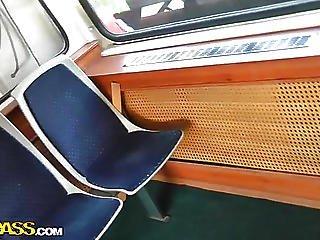Amateur Public Porn On A Ferry