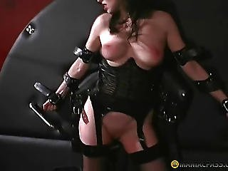 Chained, Exgf, Fetish, Lesbian, Mature, Rubber, Sex