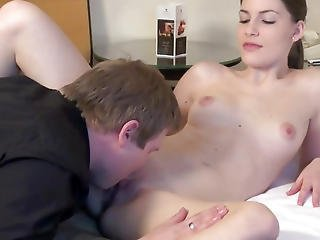 Eating Meaty Pussy And Sucking Hard Cock