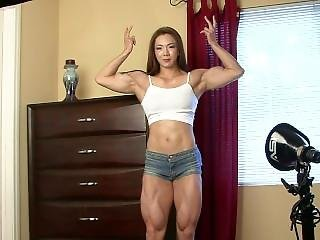 Oriental Buff Young Babe