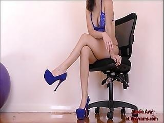 Hot For Heels - Femdom