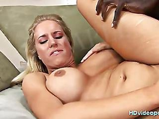 Black Cock Rules White Pussy