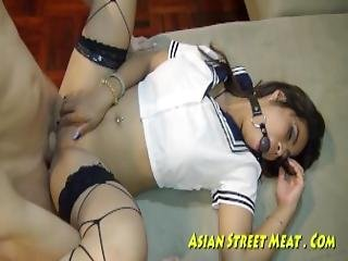 Good Thai Girl Refuses Payment For Sex