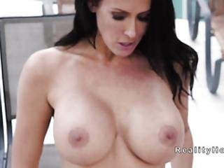 Huge Tits Stepmom Bangs Teen And Her Bf