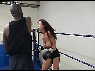 Boxing Interracial Mix