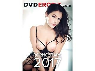 The Hottest Pornstars Of 2017 Calendar