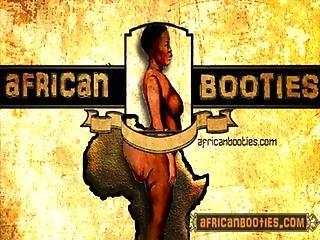 Big African Booty Bbw