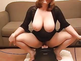 Amateur, Masturbation, Redhead, Sybian