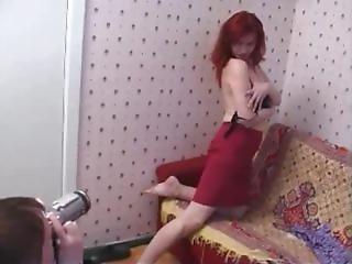 Russian Mature Irina