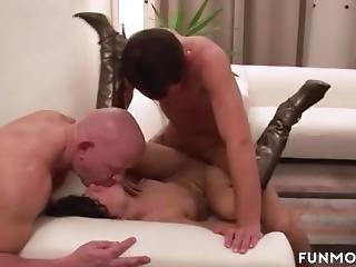 German Husband Shares His Wife