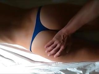 And Spanking My Sisters Perfect Ass!!