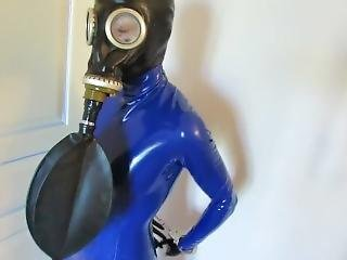 Gasmask Rebreather Breathplay