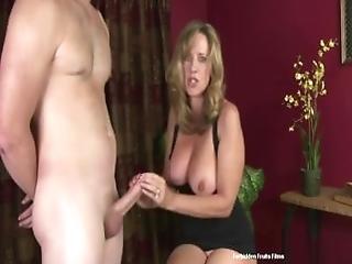 Milking Her Men
