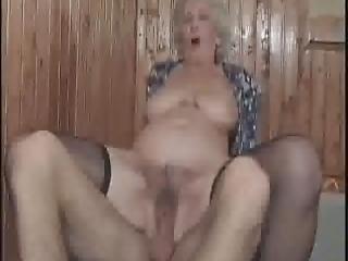 Granny Is Still Horny