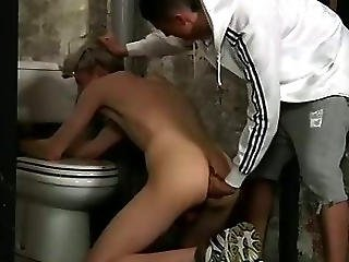 Horny Twink Taking A Rough Anal Fingering