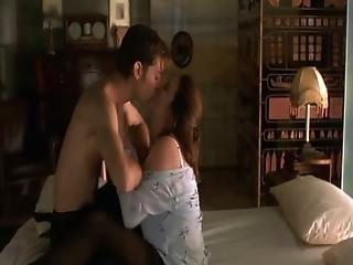 Elina Lowensohn Hot Sex From Immortality
