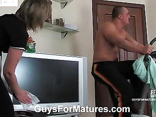 In Sports Guy Sucks Dick Cleaner