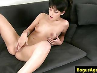 Auditioning Amateur Cocksucking After Fucking