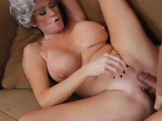 An Old Woman Who Loves Cock