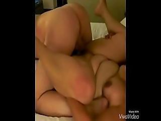 Esposa Cogiendo Rico