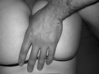 Wife Gets Buttfucked
