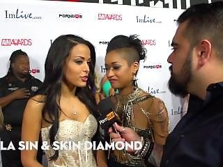 Weirdest Thing You Masturbated To? 2015 Avn Red Carpet Interviews Pornhubtv