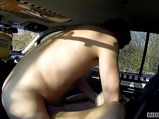 Amateur, Blowjob, Czech, Reality, Taxi