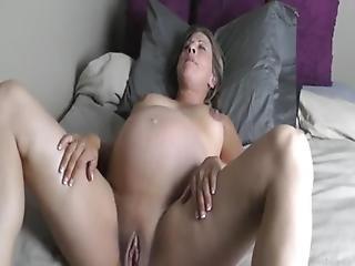 orgazmus, terhes